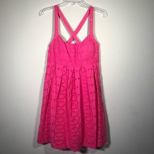INC International Concepts | Pink Sweetheart Dress